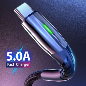 Cablu de date si incarcare tip USB-C 1m 13007CBL