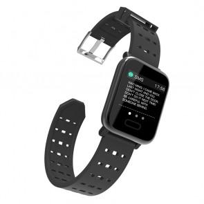 Ceas Sport Fitness Tracker Smartwatch A6