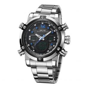 Ceas WEIDE Quartz Casual Sport Albastru WH5205-5C
