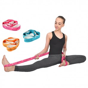Set benzi Yoga Pilates elastice 3 niveluri eSelect