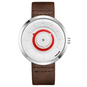 Ceas WEIDE Quartz Fashion Alb WD006p