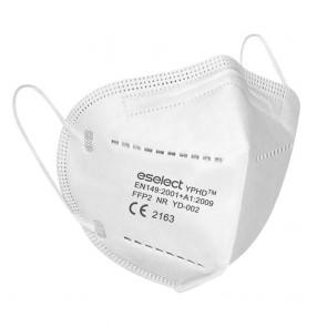 Masca de protectie, FFP2, KN95, N95, 5 straturi, Certificata CE