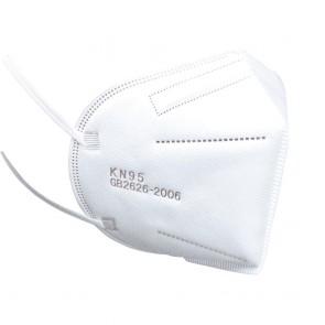 Set 10 bucati Masca de protectie, FFP2, KN95, N95