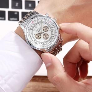 Ceas Quartz Timekeeper