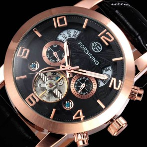 Ceas Automatic Tourbillon Forsining Boundless