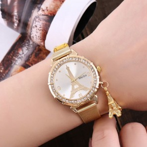 Ceas Dama Quartz Little Paris