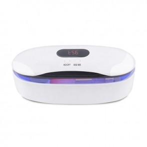 Aparat de dezinfectare si sterilizare cu lumina UVC + UVA 260-280nm+360-370nm pentru telefon si alte obiecte 4056UVC