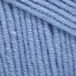 Fir Textil YarnArt Jeans 15, pentru tricotat si crosetat, bumbac si poliacril, Albastru, 50 gr