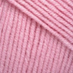Fir Textil YarnArt Jeans 36, pentru tricotat si crosetat, bumbac si poliacril, Roz, 50 gr