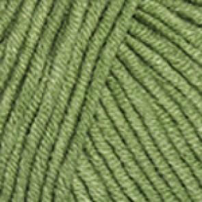 Fir Textil YarnArt Jeans 69, pentru tricotat si crosetat, bumbac si poliacril, Verde, 50 gr