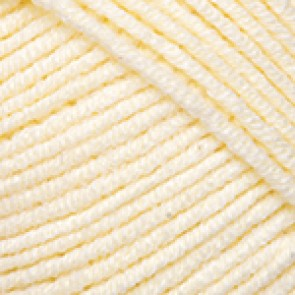 Fir Textil YarnArt Jeans 86, pentru tricotat si crosetat, bumbac si poliacril, Galben, 50 gr