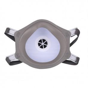 Set 10 bucati Masca protectie FFP3 cu Valva si filtrare ≥ 99% Certificata CE, Laianzhi