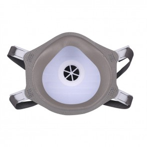 Set 5 bucati Masca protectie FFP3 cu Valva si filtrare ≥ 99% Certificata CE, Laianzhi