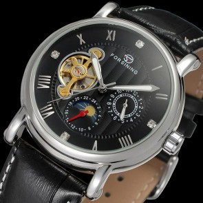 Ceas Automatic Tourbillon Forsining Cyclone