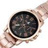 Ceas Dama Quartz Geneva Casual Rose