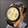 Ceas Automatic Winner Navy Skeleton