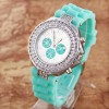 Ceas Dama Quartz Geneva Crystal Select Joy